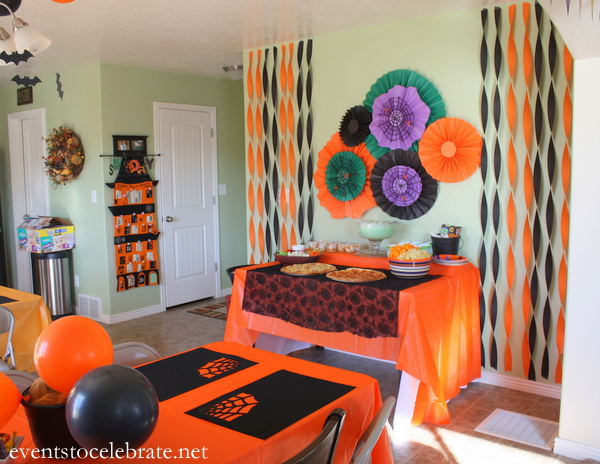 Halloween Party Decoration - Events To Celebrate