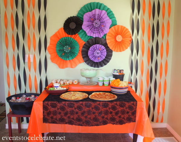 Halloween Party Decorations - Events To Celebrate