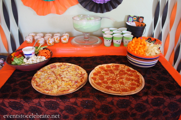 Halloween Party Food - Events To Celebrate