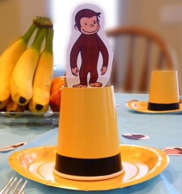 Curious George Decorations Archives - events to CELEBRATE!