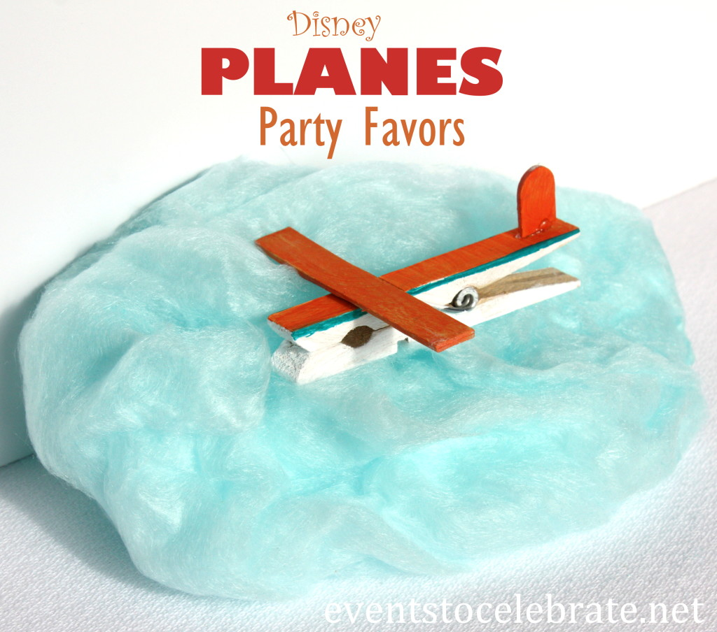 Disney Planes Party Craft - eventstocelebrate.net