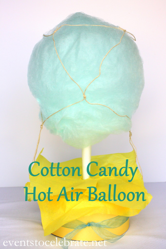 Hot Air Balloon Baby Shower Decorations - eventstocelebrate.net