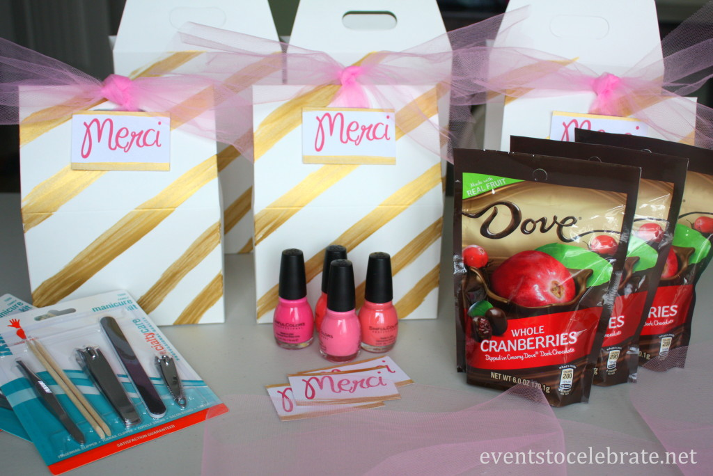 DOVE® Fruits Party Favor - eventstocelebrate.net #LoveDoveFruits #ad