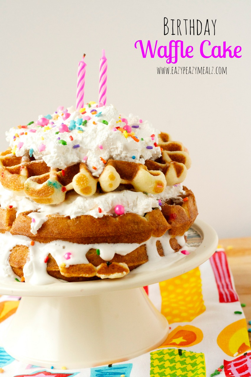 10 Birthday Cake Alternatives