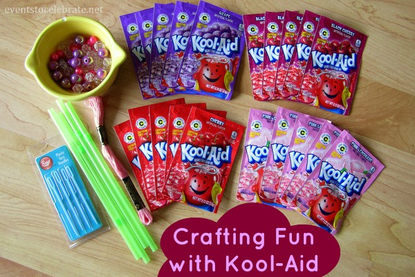 Kool-Aid Craft - Events To Celebrate