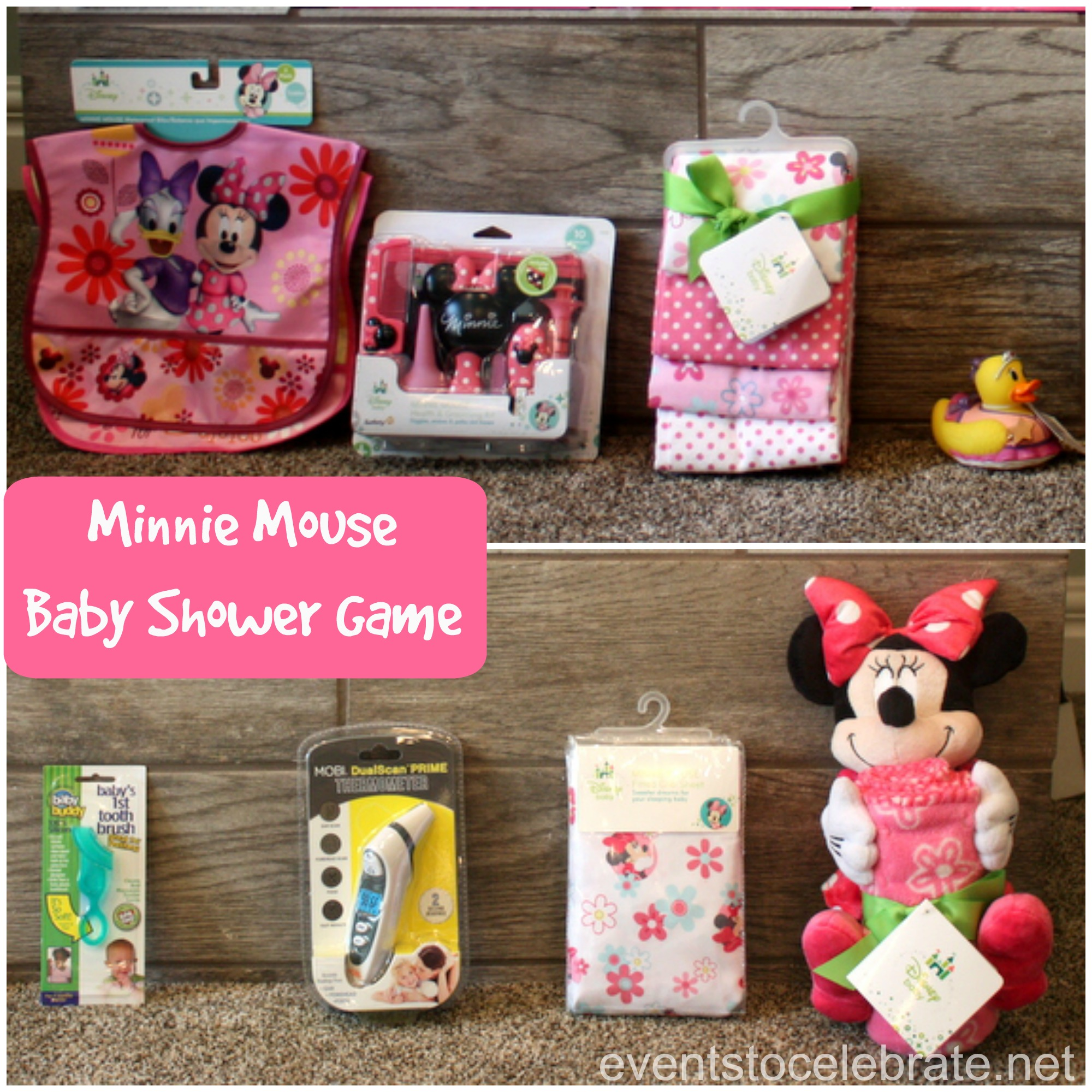minnie mouse baby shower ideas events to celebrate