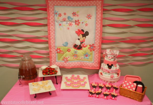 Perfect Minnie Mouse Food Ideas   Eventstocelebrate.net