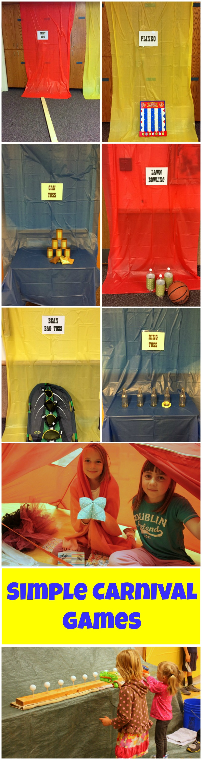Simple Carnival Games - Events To Celebrate