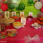 Disney princess party food