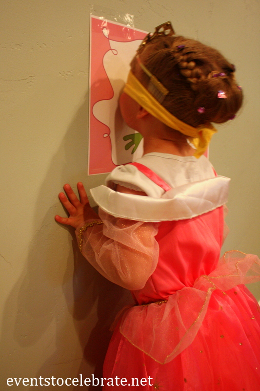 Disney Princess Birthday Party Ideas Games Activities events to