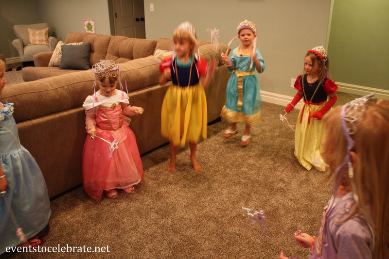 Disney Princess Birthday Party Games - Events To Celebrate