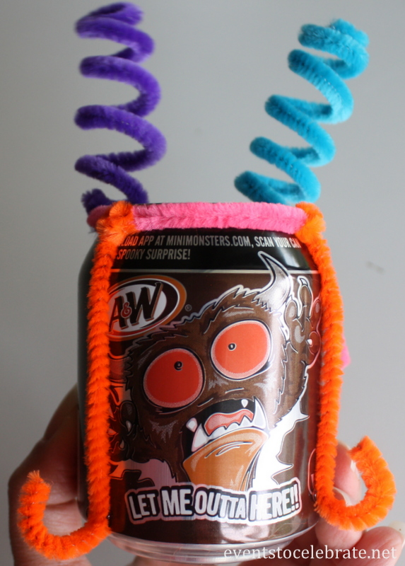 Soda Can Monsters - Events To Celebrate