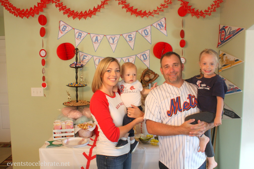 Baseball Birthday Party Ideas - Events To Celebrate