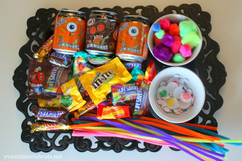 You've Been BOO'd Kit & Printable - Events To Celebrate