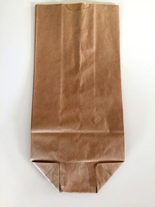 Turkey Paper Bag