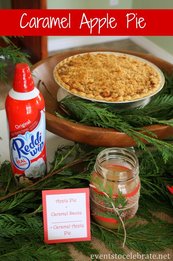 Caramel Apple Pie - eventstocelebrate.net