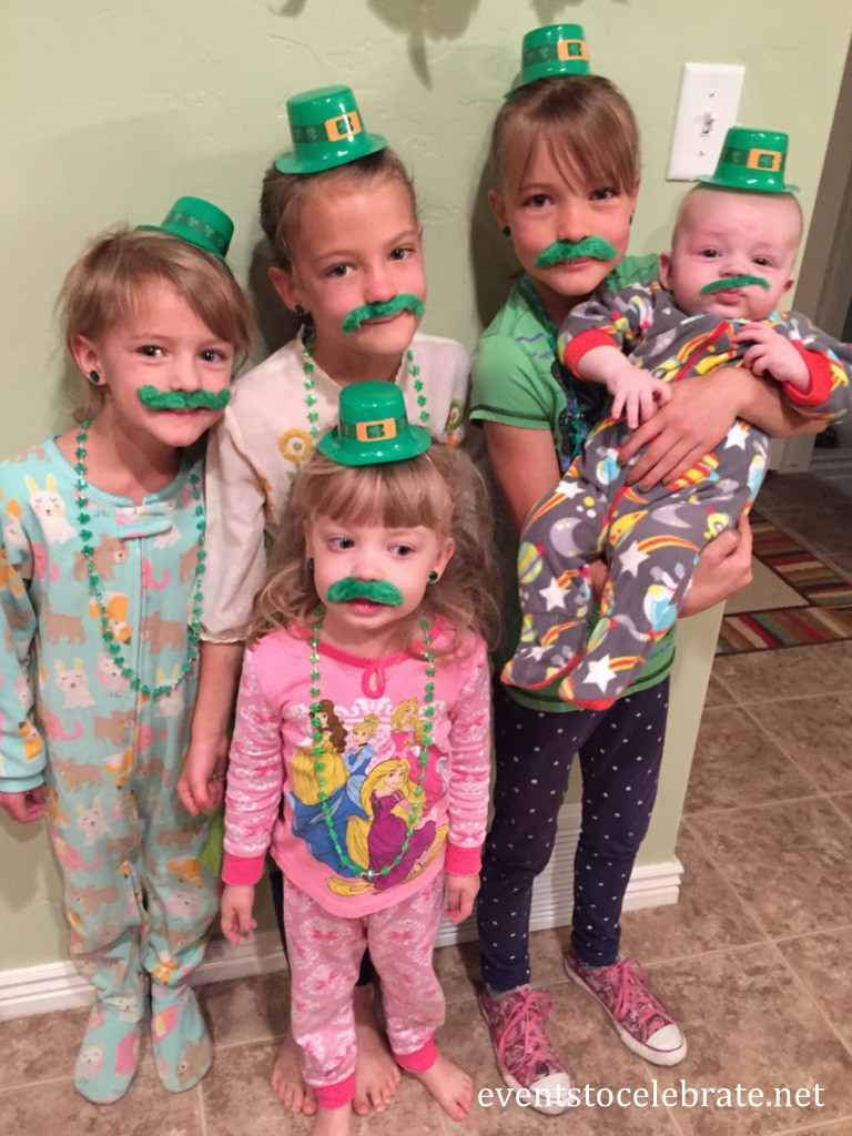 Last Minute St. Patrick's Day Fun