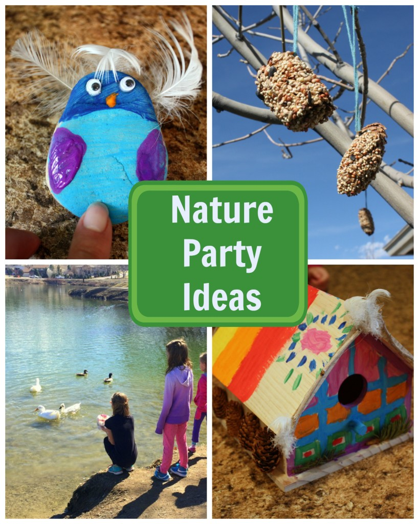 Nature Party Ideas - eventstocelebrate.net