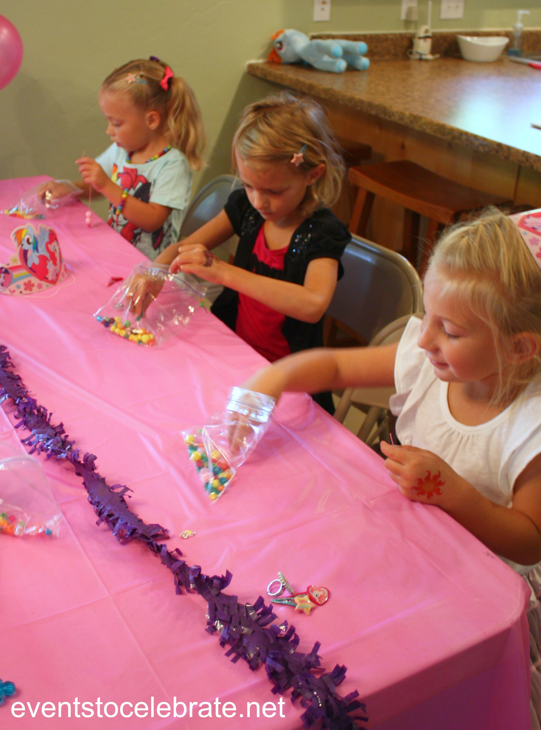 my little pony party games events to celebrate