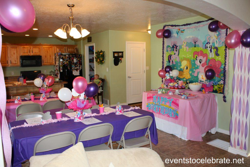 My Little Pony Party Decor - eventstocelebrate.net
