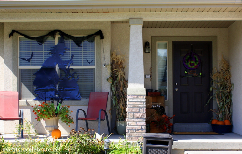 Halloween Porch Decorations - Events To Celebrate