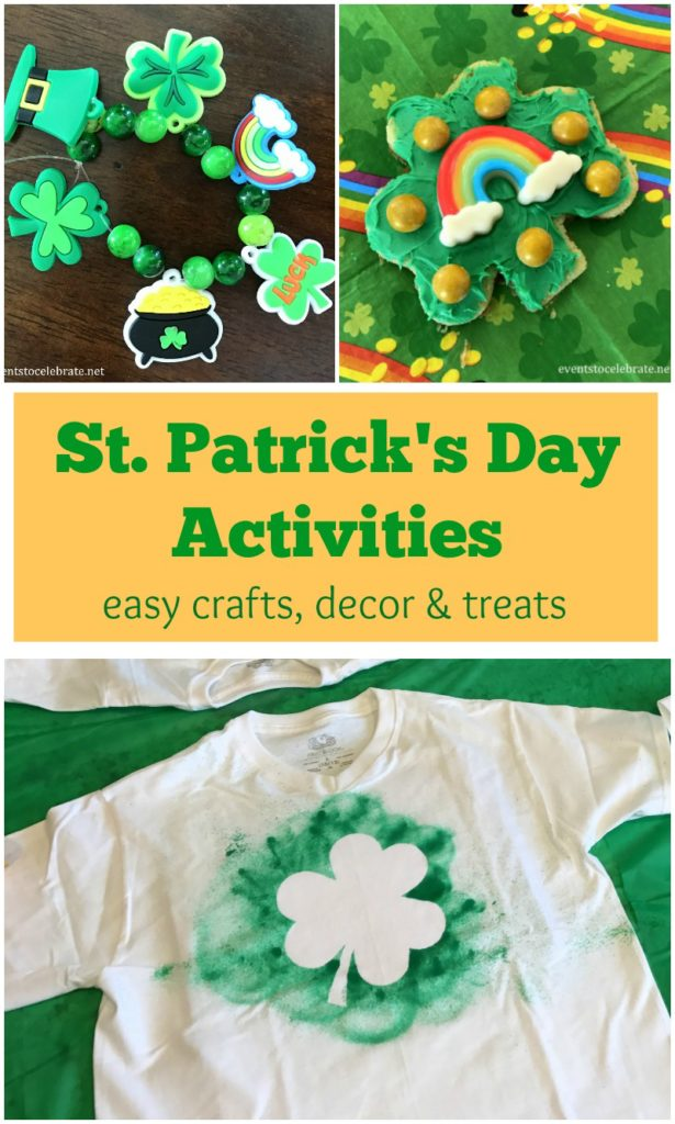 St. Patick's Day Activities