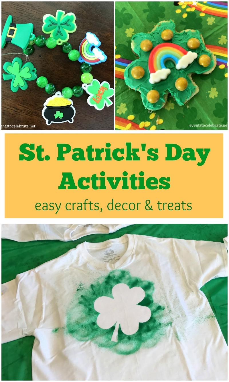 St Patrick S Day Crafts Archives