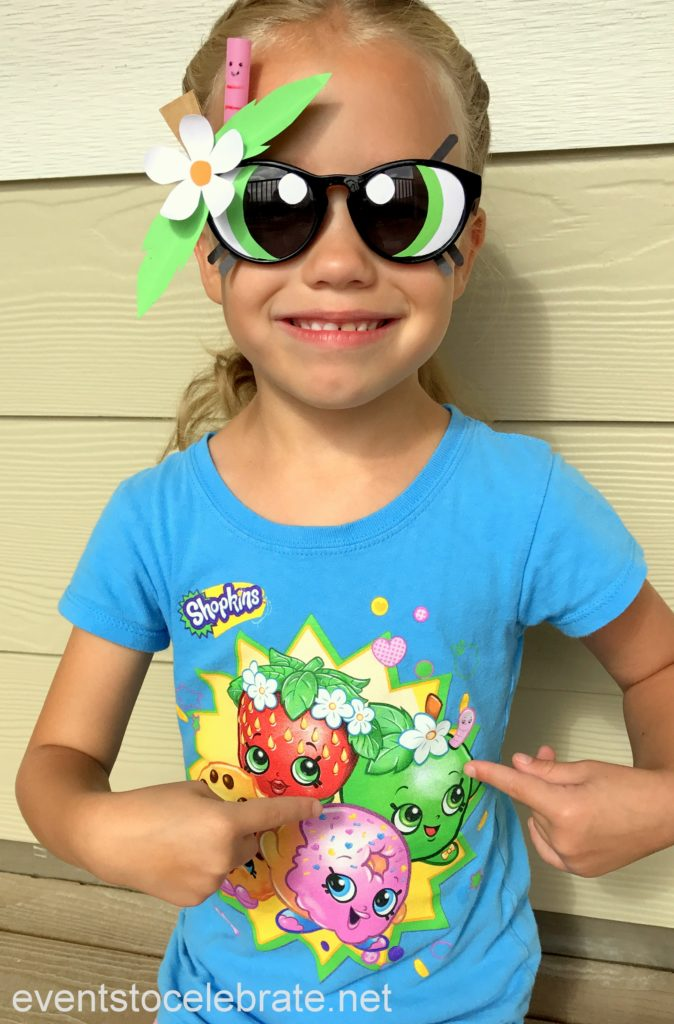 Shopkins Apple Blossom Costume - Eventstocelebrate.net