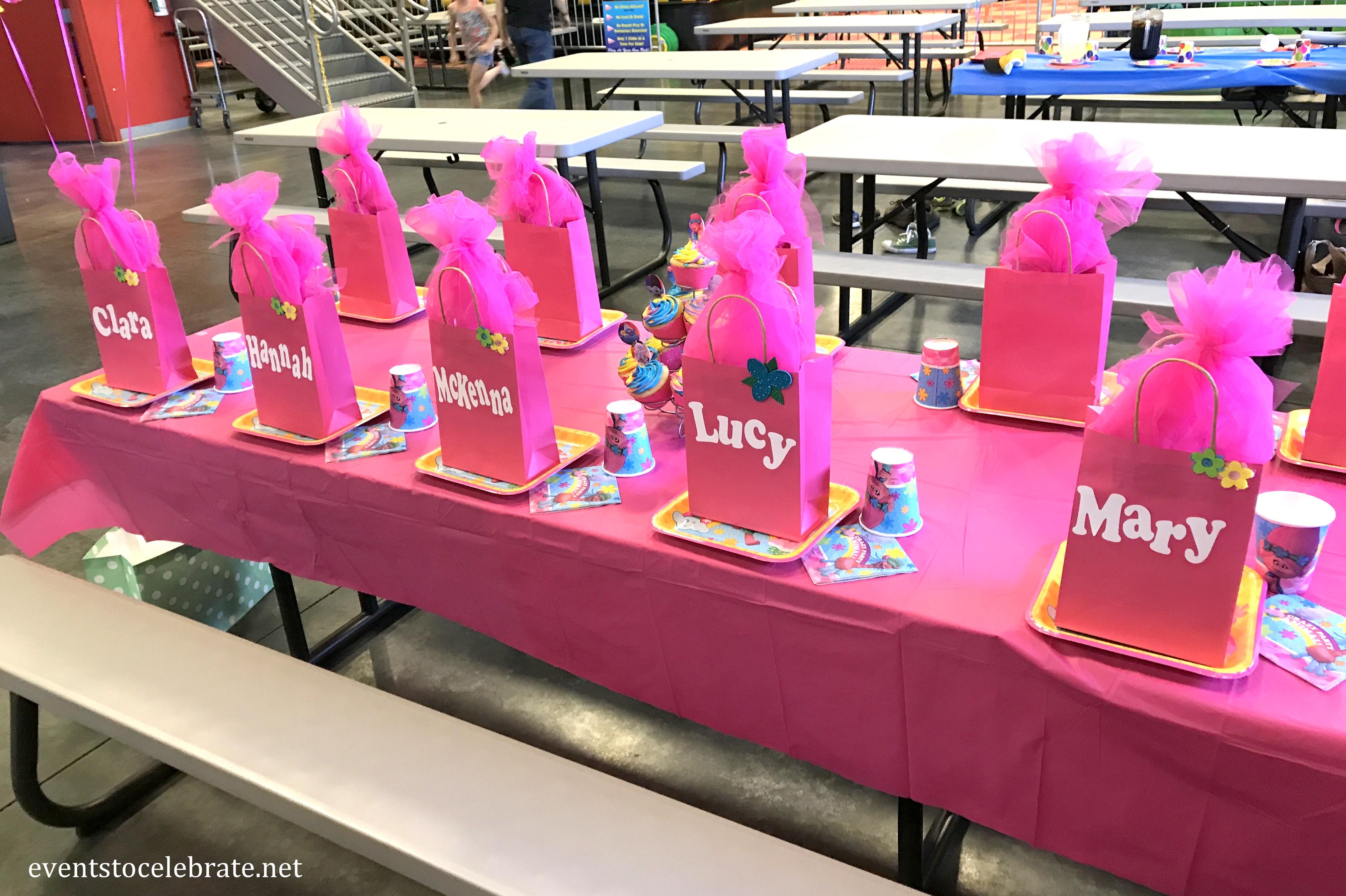 Hobby Lobby Troll Cake Decor