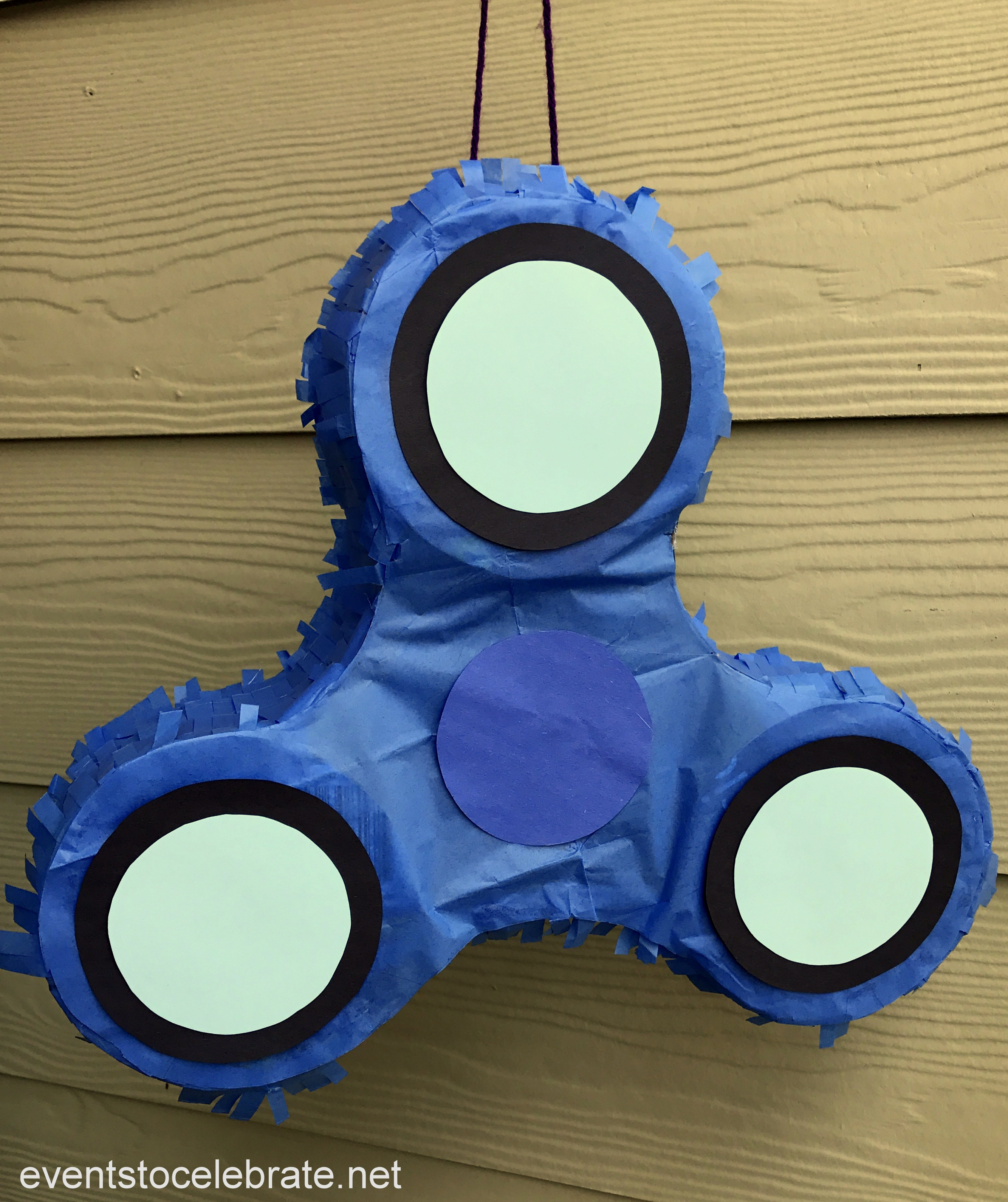 Fidget Spinner Pinata Diy Events To Celebrate