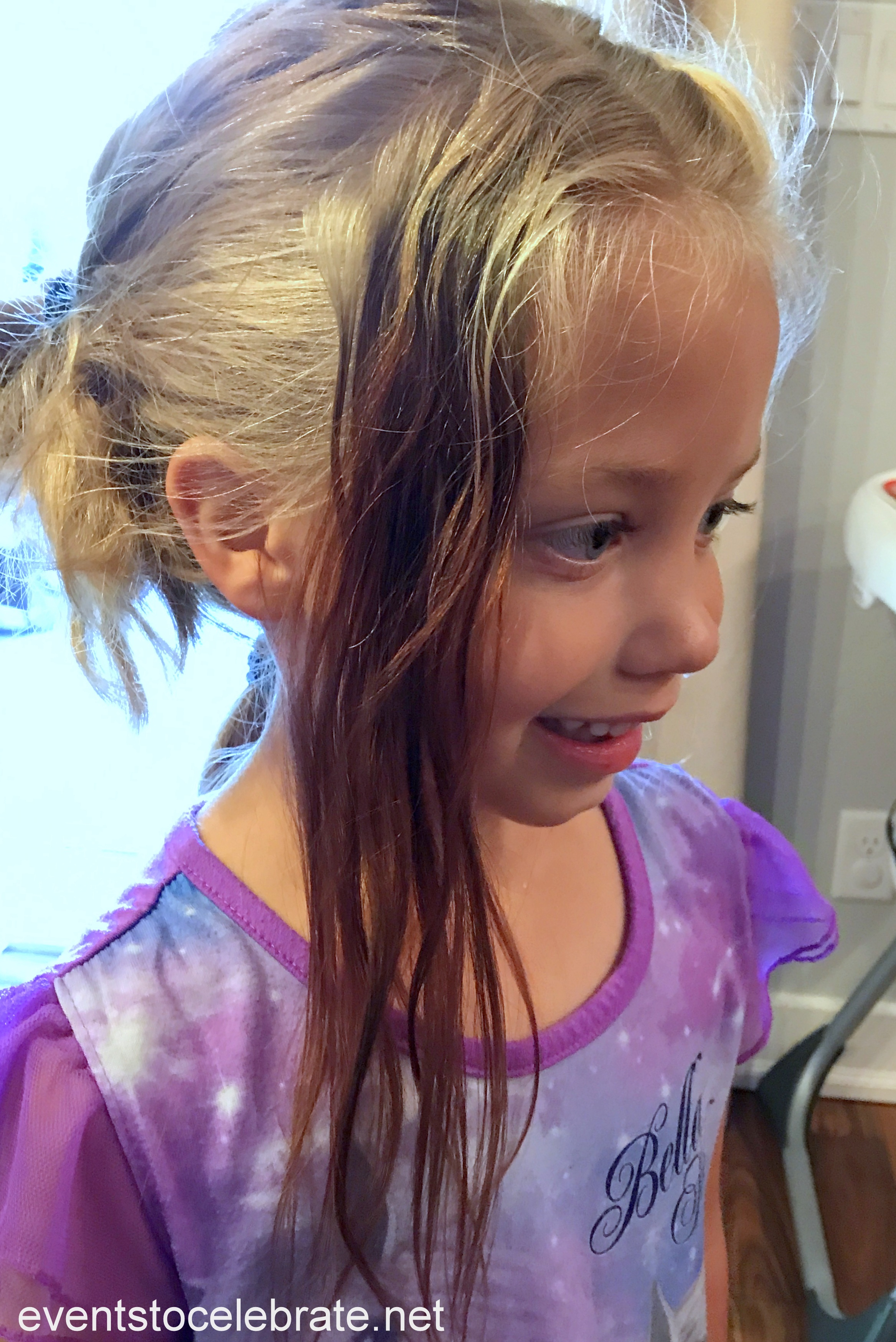 Unicorn Party Kool Aid Hair Dye Events To Celebrate