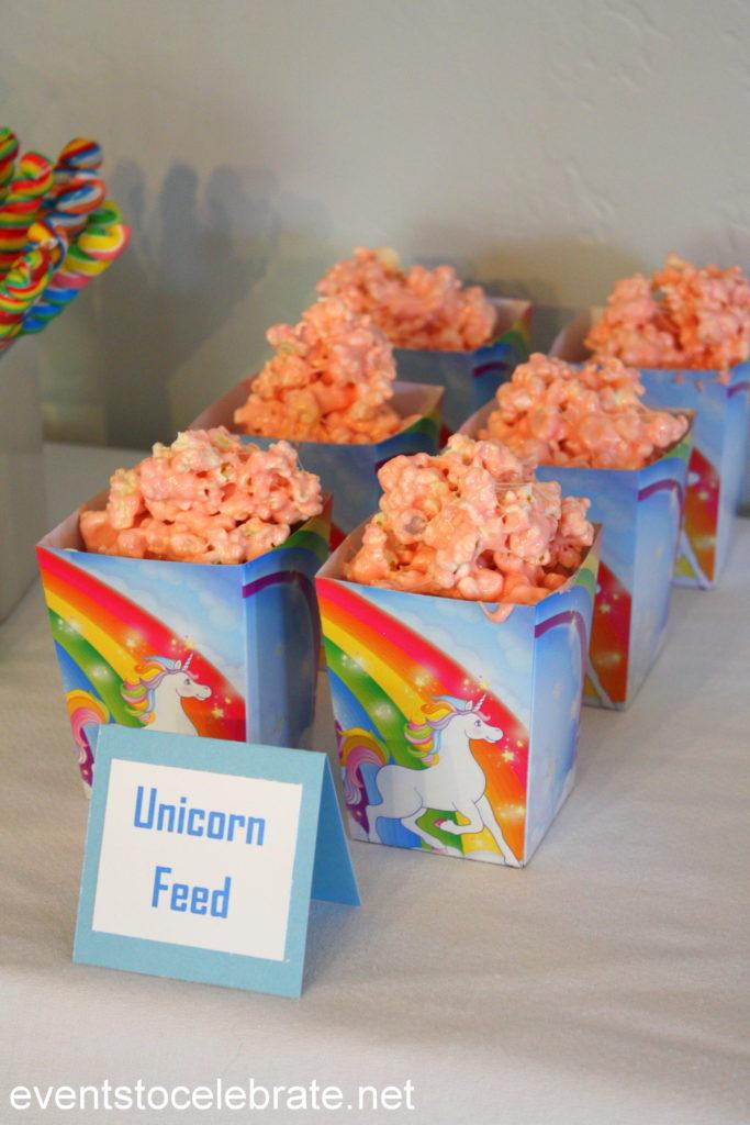 Unicorn Party - Unicorn Feed