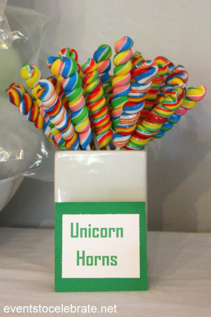 Unicorn Party - Unicorn Horns