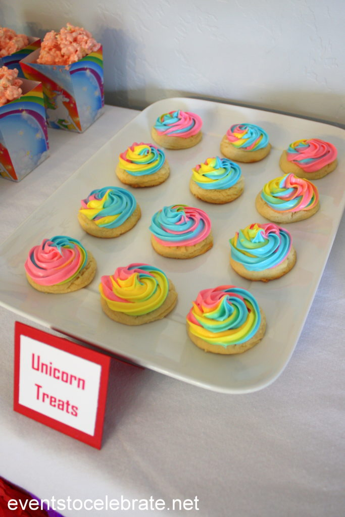 Unicorn Party - Unicorn Treats