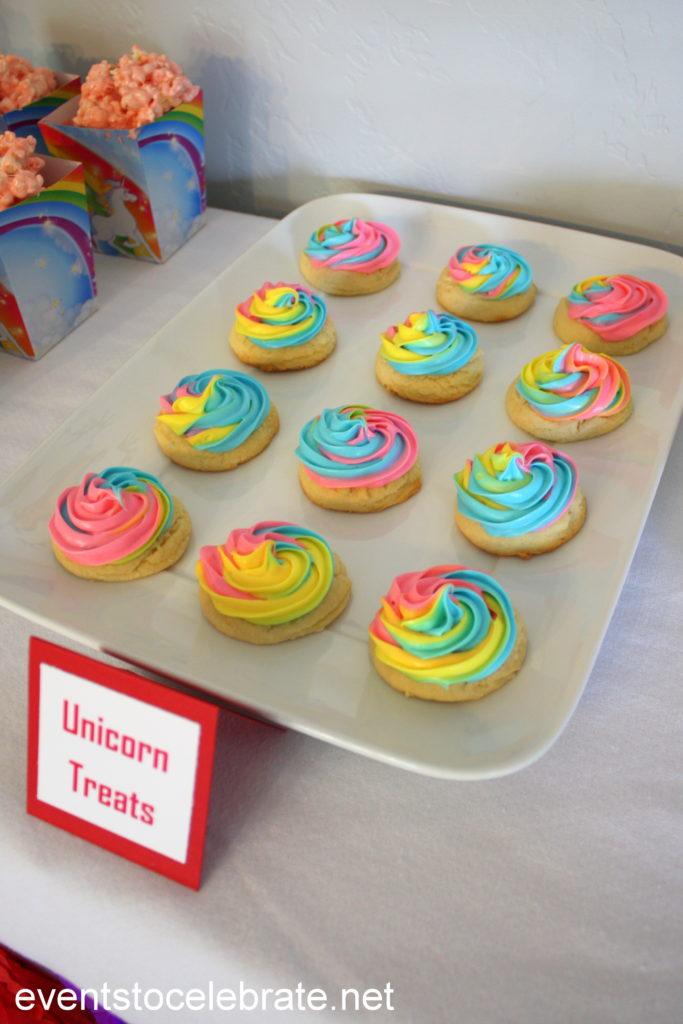 Unicorn Party - Unicorn Treats