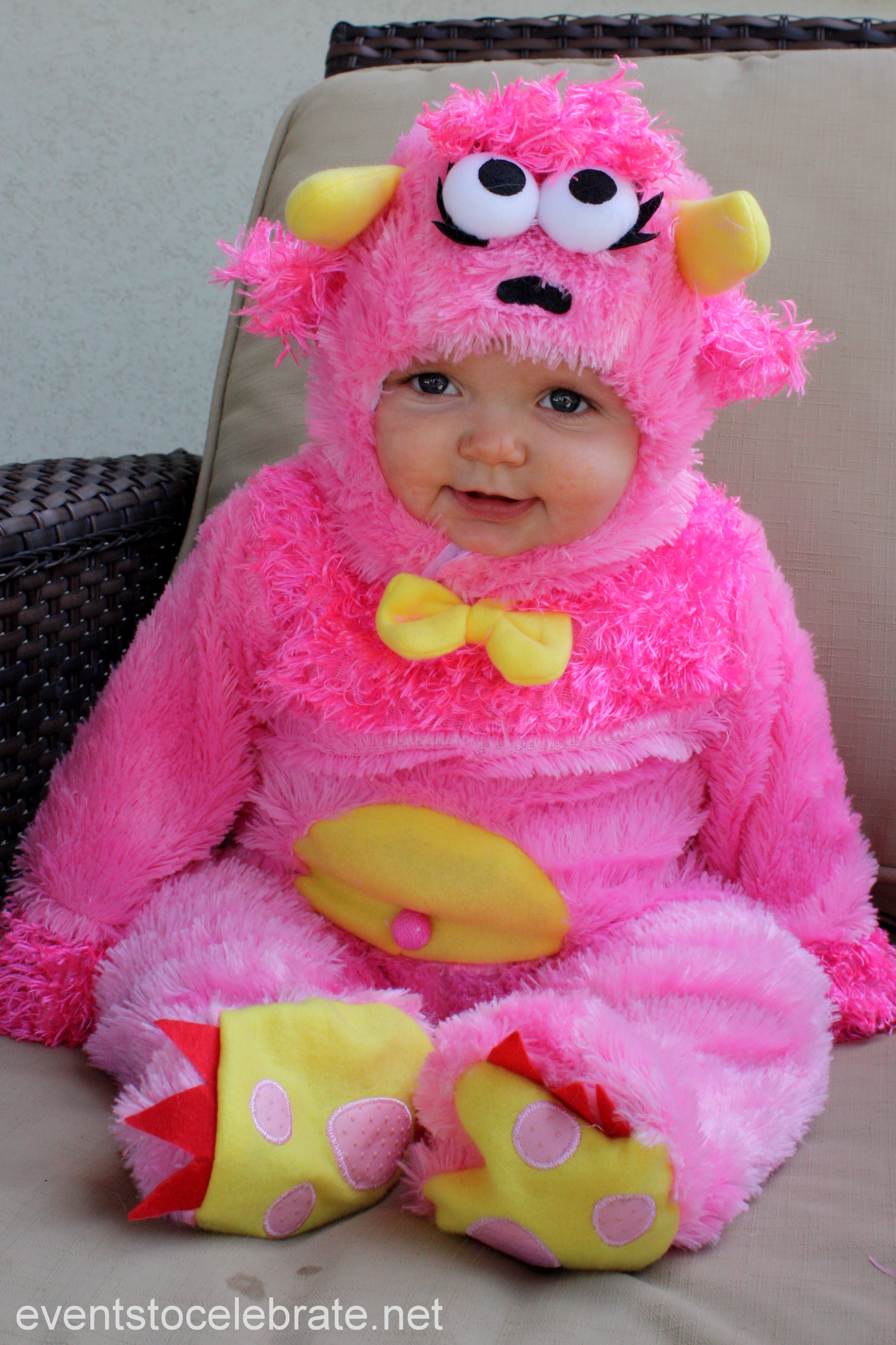 Baby Monster Halloween Costume  sc 1 st  events to CELEBRATE! & Baby Monster Halloween Costume - events to CELEBRATE!