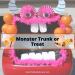 Trunk or threat monster
