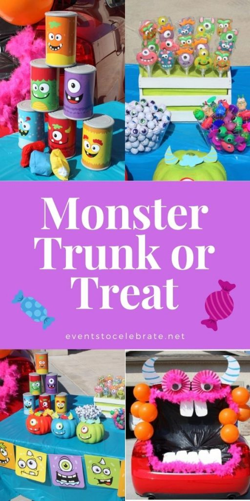 Monster trunk or treat