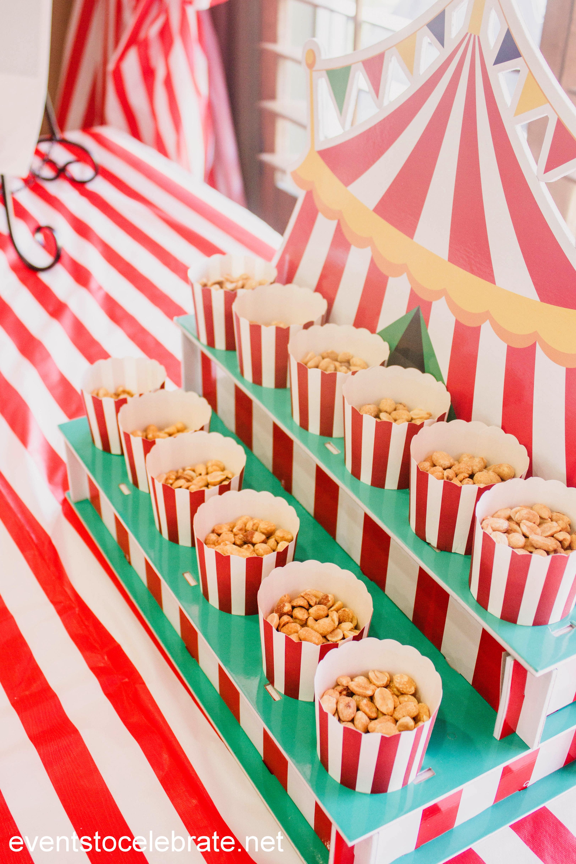 Circus Baby Shower Food ...