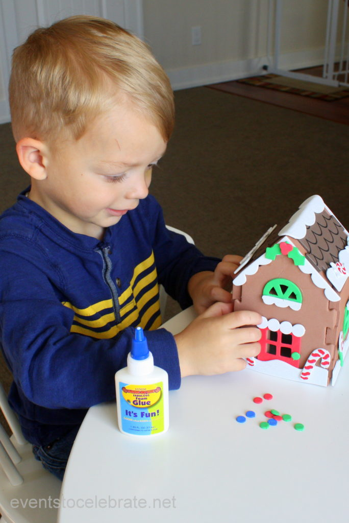 Christmas Crafts for kids - great for a class party, church party or family party!