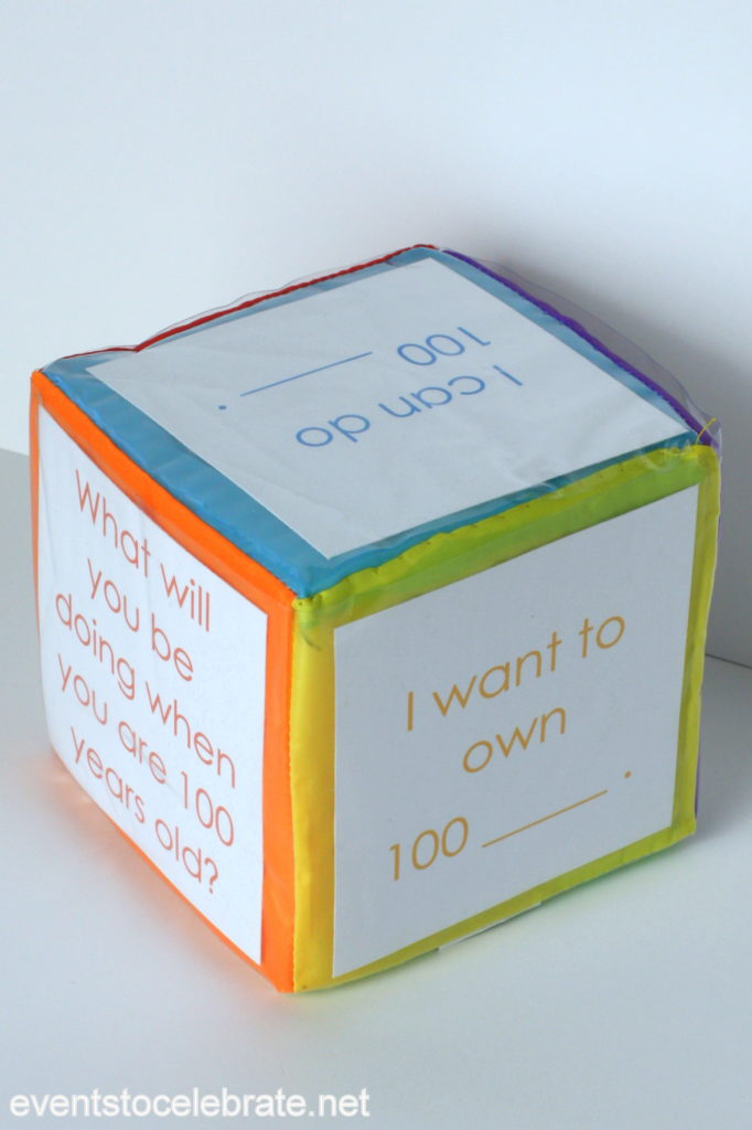 100th Day of School Activities - Free Printables