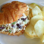 Cranberry Almond Chicken Salad Recipe - Events To Celebrate