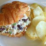 Cranberry Almond Chicken Salad Recipe - Events To Celebrate
