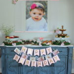 First Birthday Garden Party Ideas