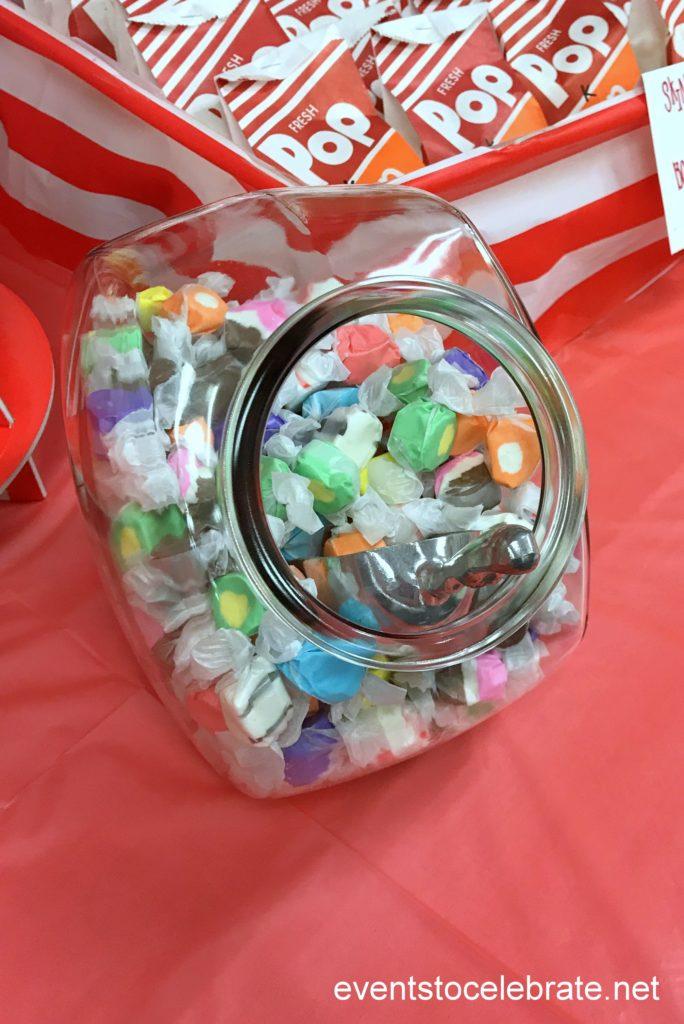 Teacher Appreciation Week Snack Bar Ideas - eventstocelebrate.net