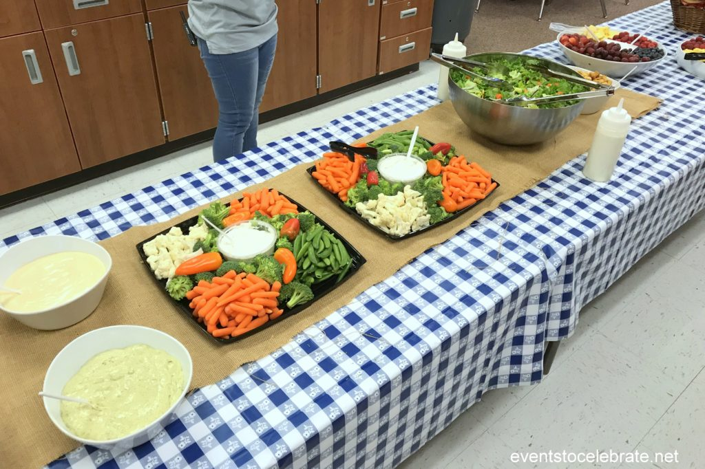 Teacher Appreciation Picnic Lunch - eventstocelebrate.net