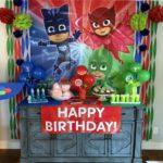 PJ Masks Birthday Party Ideas - eventstocelebrate.net