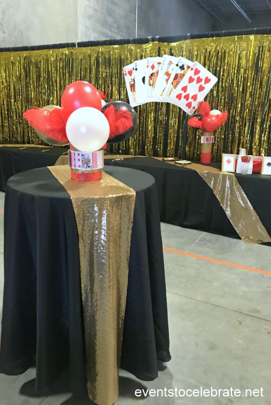 Casino Night Decorations - eventstocelebrate.net