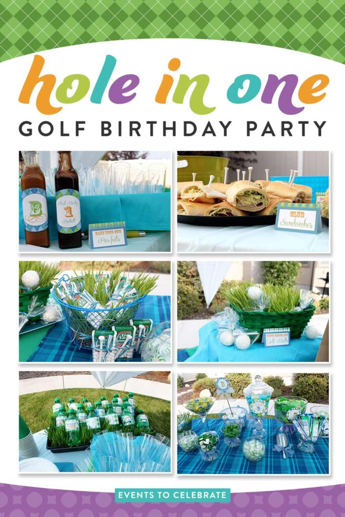 Hole-in-One-First-Birthday-Party