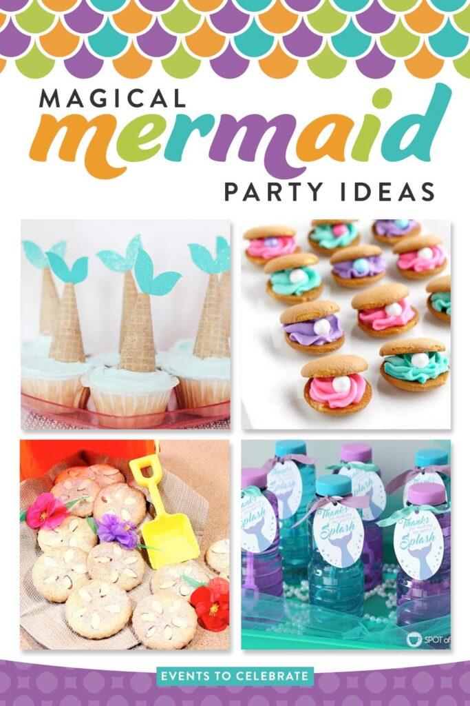 magical mermaid party ideas
